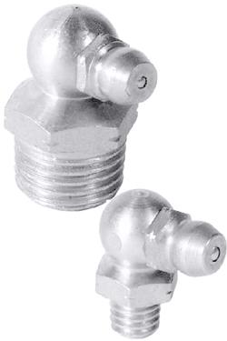 Edelstahl Hydraulik-Kegel-Schmiernippel Typ H3 DIN 71412C
