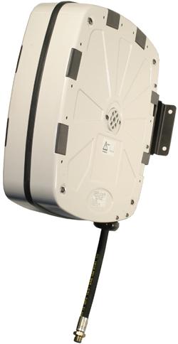 Schlauchaufroller, geschlossen - Druckschlauch DN12 - 10m