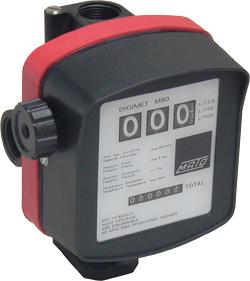 Einbau-Durchflussmengenzähler DIGIMET M80