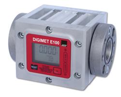 Durchflussmengenzähler DIGIMET E100 für Pflanzenöl
