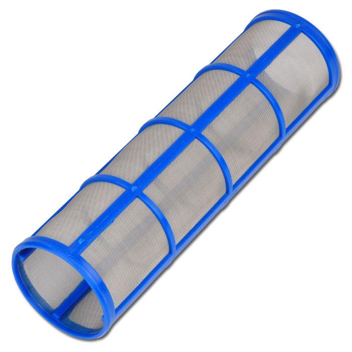 Filtersiebeinsatz für Leitungsfilter 124-AL - Edelstahlgewebe mit Verstärkungsgi