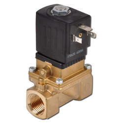 Solenoid valve - 2/2-way - drinking water - 0.2 to 16 bar - normally closed - G