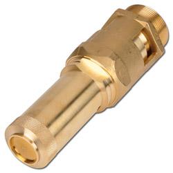 Hochleistungs-Sicherheitsventil (TÜV) - 0,5 bis 2 bar - Druckluft und neutrale G