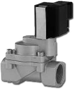 Solenoid Valve - 2/2-way - neutral media - 0.5 to 40 bar - normally closed