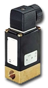 Solenoid Valve - 2/2-way - 12V DC - water, waste water - from 0 to 10 bar