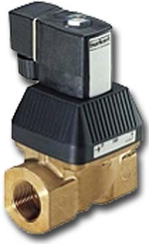 Solenoid valve - 2/2-way - Per-solutions, hot oils with additives - 10 bar - Nor