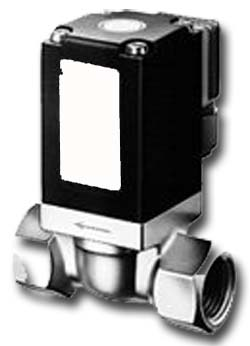 Solenoid valve - 2/2-way - hot water, detergent and bleach liquors - 0 to 12 bar