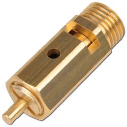 Sicherheitsventil - nicht bauteilgeprüft - MS - Druckluft - 1-16bar