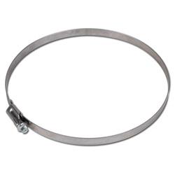 Slangklämma - 1.4016 - bandbredd 12 mm - spännbredd 16-320 mm