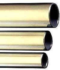Präzisionsstahlrohr - verzinkt & chromatiert - Rohr-Ø 20 bis 42 mm - Wandstärke 3 mm - VE 6 m - Preis per m