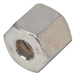 Überwurfmutter - Stahl - metrisch - Ausführung S