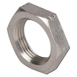 Lock nut - Stainless steel - hexagonal - RP thread