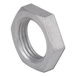 Gegenmutter für Schottverschraubungen - Stahl - metrisch - Ausführung L