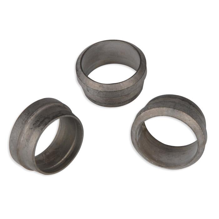 Klämring - rostfritt stål - kraftig modell (S)