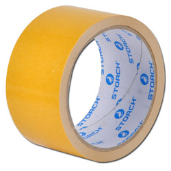 Double Sided Adhesive Tape - Beige