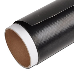 PTFE coated glass fabric - antistatic - closed tissue - temperature resistant to