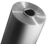 High temperature PET foil - 250 microns - up to 200 ° C.