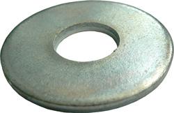 Scheibe-groß-DIN 9021 100HV / ISO 7093 Edelstahl / Stahl verzink
