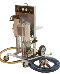 Aplicator - fiber sprutsystem - standard - IPS-8000