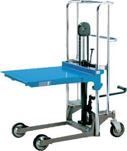 Hydraulic lift HE - max. lifting capacity 400 kg