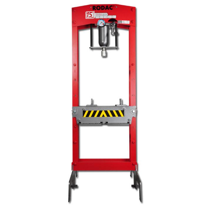 Presse per officina rqpja 15 30t potenza sollevamento for Presse idrauliche usate per officina