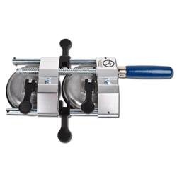 Plattspännare - för att spänna, öppna och stänga - 120 mm