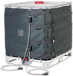 Värmemantel för IBC-behållare - 2 kW - 0 ... 90 ° C
