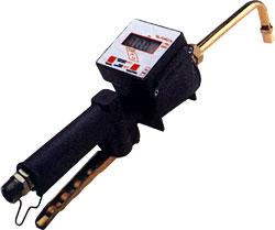 """Pumphandtag - 20 l/min - aluminium - anslutning 1/2"""" - digitalt räkneverk"""