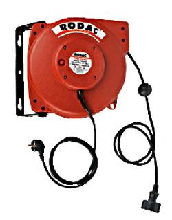 Automatischer Kabelaufroller - RA8854 - 10 Meter