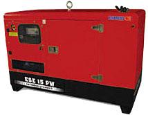 Generatore di corrente per casi di emergenza 11,5 kW - ESE 15 PW/AS
