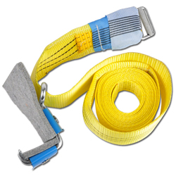 Carrying strap of polyester - furniture carrying strap - with mortar and hook