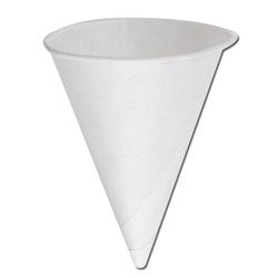 spetsbägare - vit - för watercooler - 125 ml / 4,2 fl oz