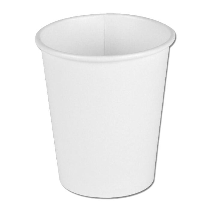 "Trinkbecher ""Bipp"" - 0,2/0,3 l - doppelwandig - weiß oder Standarddruck"