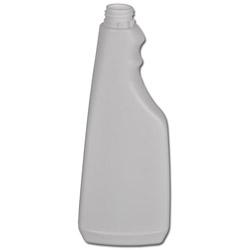 Triggerflaschen Serie 322 HDPE - weiss - vierkantig ohne Verschl.