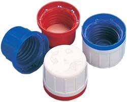 Originalitätsverschlüsse - für Chemikalien-Eng-halsflaschen 310 HDPE