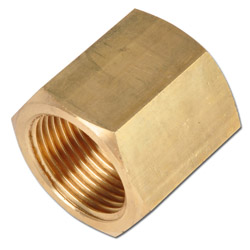 "Coupling Sleeve - Brass - 1/8"" Female To 1"" - SW 14 To 41mm"