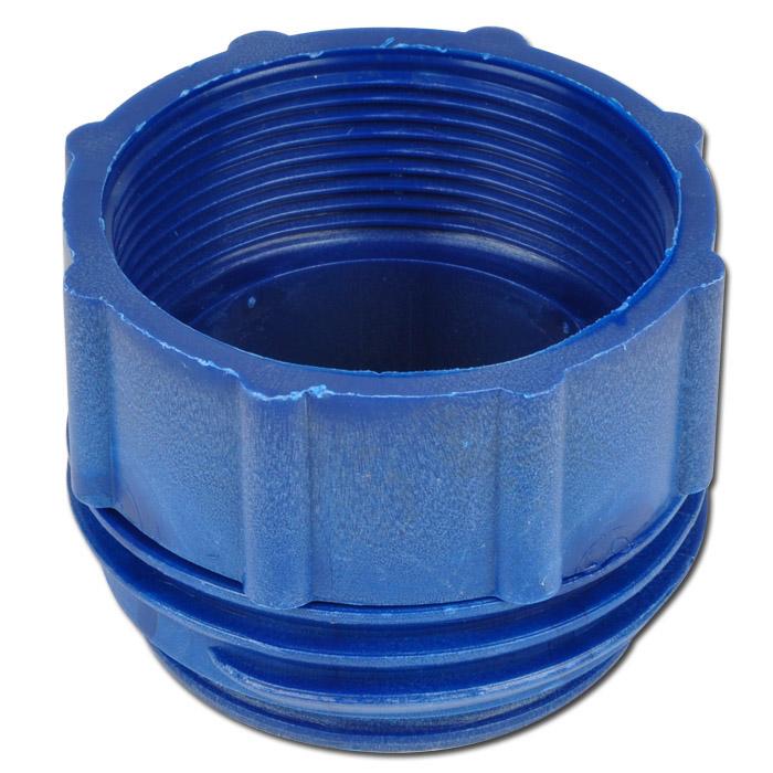 """Adapter - Grobgewinde außen auf 2"""" Innengewinde - für Kunststofffässer"""