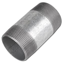 Nipple - Galvanized Steel Pipe St37