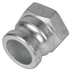 Mortar Coupling - Male Part With Female Thread - Size 50 - Two Cam Lever