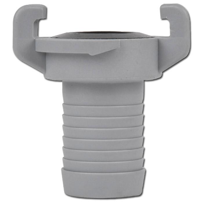 GEKA® System - Klauenkupplung - Schlauchanschluss - Kunststoff