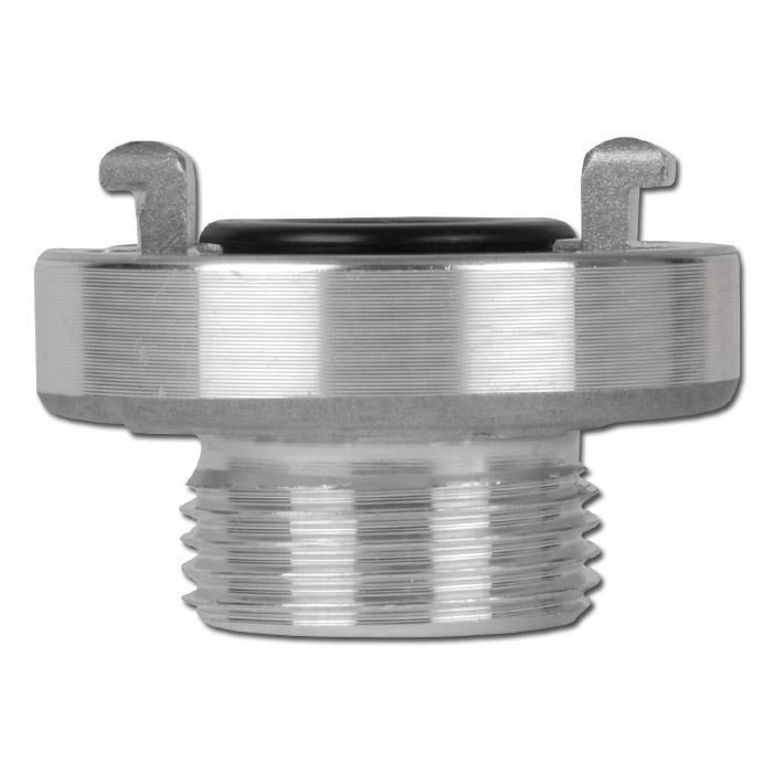 Storz-koppling - DIN 25-D - med utvändig gänga