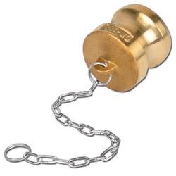 """Lock Camlok - typ DP - hane - mässing - G 1/2"""" till 6"""""""