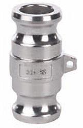 "Hebelarmkupplung ""LMC"" - Aluminium - Typ AA - Rollenadapter - Norm nach MIL A-A-"