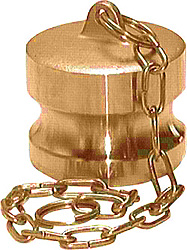 """Camlokkupplung-Verschlußstecker Typ DP - Vaterteil - Bronze - G 3/4"""" bis 4"""" - na"""