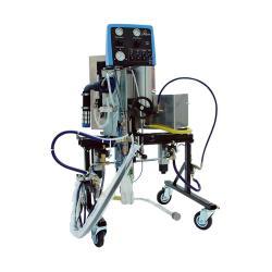 APLICATOR - Mehrfarbiger Gelcoater MIPG-24/HV - Luftzufuhr 6 bar (90 psi) - Luftverbrauch 150 l/Leistung - Max. 144 Bar (2169 psi)