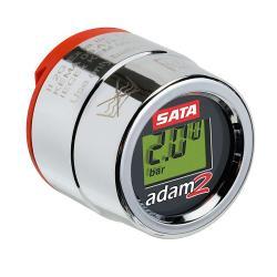 SATA adam 2 display - Digitale Druckmessung - für SATA Lackierpistolen