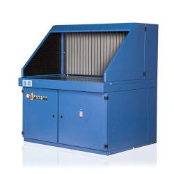 "Downdraft ""UAT COMFORT"" - for dust and smoke - working height 90 cm - 3600-6000 m3 / h"