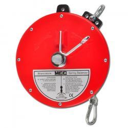 "Equilibreur à ressort ""BS3"" - charge 9-14 kg - câble nylon ou Rilsan/inox"