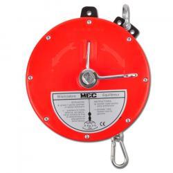 """Equilibreur à ressort """"BS1"""" - charge 3-6 kg - câble nylon ou Rilsan/inox - longueur 2,1m"""