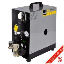 Restposten - Kolbenkompressor SilentMaster SEM 30-8-4 W - 8 bar - 18 l/min. - Ausstellungsstück